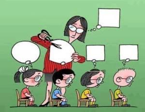 La pensée en classe